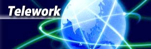 Telework のイメージ